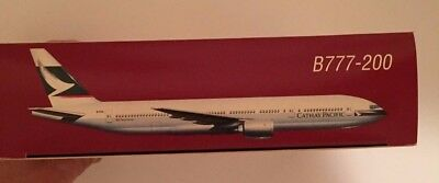 Cathay Airlines B777 200 1 500