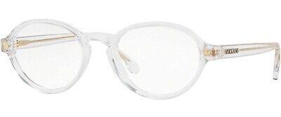 VERSACE VE3259 148 Crystal Demo Lens 52 mm Women's Eyeglasses
