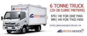 MISTER MOVER , REMOVALIST, RELIABLE SERVICE ( MELBOURNE WIDE) Melbourne CBD Melbourne City Preview