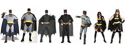 mal reduziert!! GOTHAM retro deluxe dark night comic cosplay (Comic-cosplay)
