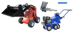 Remove your Old Turf? We have the Right Equipment for you.