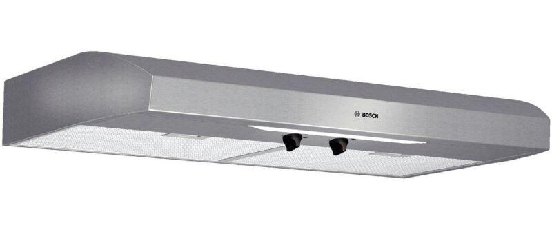"""Bosch 36"""" Convertible Range Hood Stainless Steel DUH36152UC"""