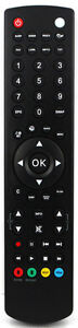 Genuine Remote Control RC1910 For Sharp LC32LD135K TV