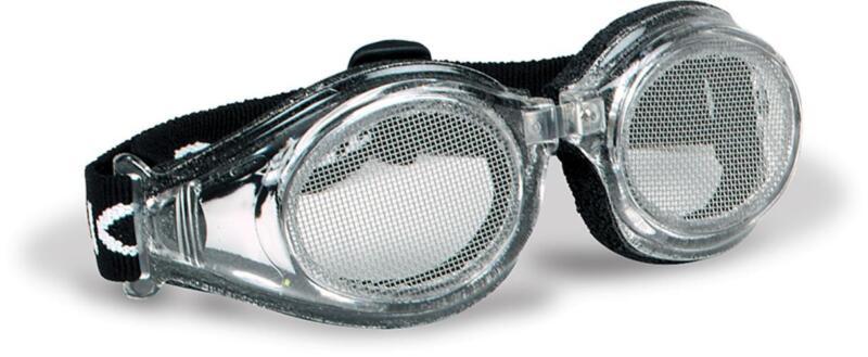 Bugz-Eye Sight Shield Steel Mesh Anti Fog Forestry Safety Goggles - 30 Mesh
