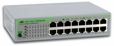 Allied Telesis 16 Port Gigabit Ethernet Switch