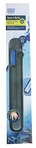AA Aquarium AA24W-UVC Green Killing Machine Spare Bulb, 24W