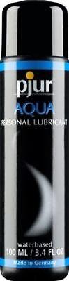 Pjur Aqua Water-Based 3.4oz - Personal Lube Lubricant