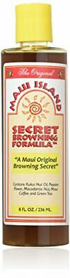 Bestselling Tanning Oil Promotes the Fastest Darkest & Long-Lasting Tan -