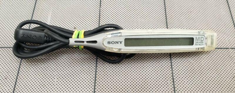 Sony Remote Control Commander for Sony MD Walkman (RM-MZ2S)