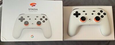 Premier Edition Stadia + Google Chromecast Ultra - Mint FAST POST *NO Code*