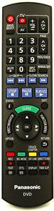 *NEW* Panasonic DVD RECORDER REMOTE CONTROL FOR DMR-EX769EB ,DMR-EX79 , DMR-EX89