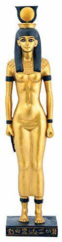 COLLECTION Hathor - Collectible Figurine Egyptian Statue Sculpture Figure