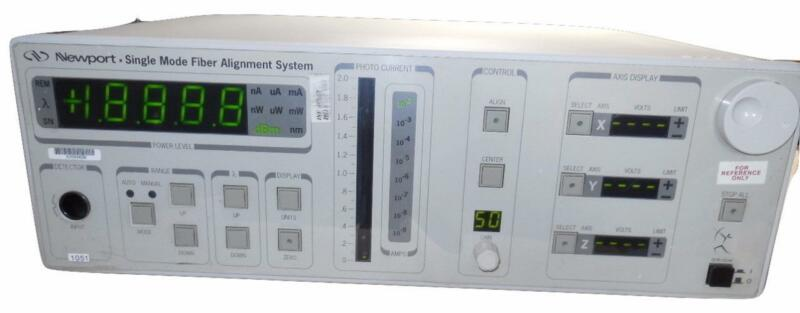 Newport ORION-CM Mode Fiber Alignment System SHIPS TODAY!