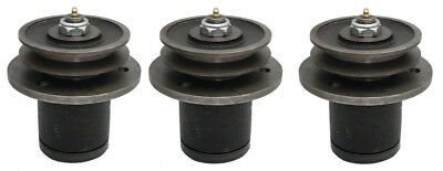 Set Of Three 3 King Kutter Finish Mower Spindle Code 502303 With Free Shipping
