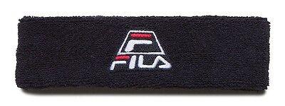 Men's Fila Heritage Giveaway Headband, Navy, OS