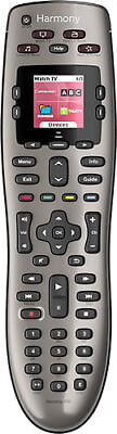 Logitech Harmony 650 Infrared All in One Remote Control, Uni