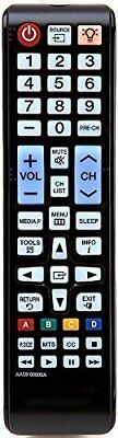 SAMSUNG AA59-00600A TV Replacement Remote Control for PN51E450A1FXZA, PN51E53...