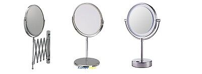 Shave Mirror - NEW IKEA MAKE UP SHAVING MIRRORS ONE SIDE WITH MAGNIFING MIRROR