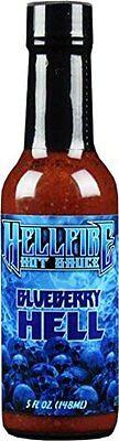 Blueberry Hell Hot Sauce (Blueberry Sauce)