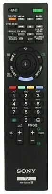 Genuine Sony Bravia RM-ED029 For KDL-40EX711 Television Remote Control