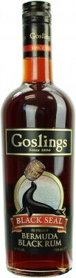 Gosling's Black Seal Dark Rum 40.0% 0,7l
