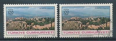 Antike Türkei (238010) Türkei Nr.2729**+gest. antike Stätten )