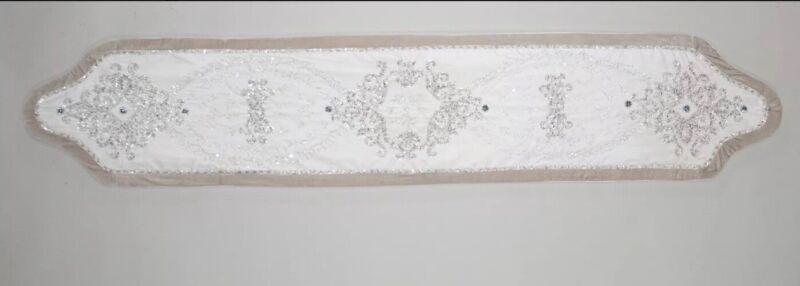 Katherine's Collection Winter Wonderland Table Runner 14-814222  NEW