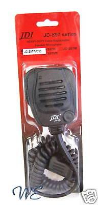 Jdi S97 Mic For Kenwood Tk-480 Tk-481 Tk-290 Tk-390 Tk-280 Tk-380 Tk-2140