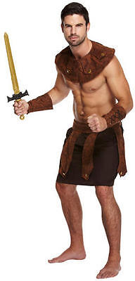 MENS ROMAN GREEK WARRIOR FANCY DRESS COSTUME STAG DOO PARTY SPARTA SOLDIER (Sparta Costumes)