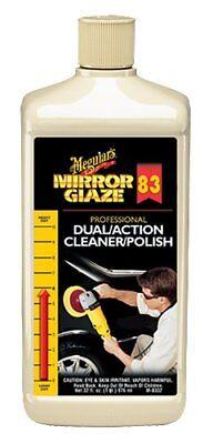 Meguiars  Dual Action Cleaner / Polish 16 oz