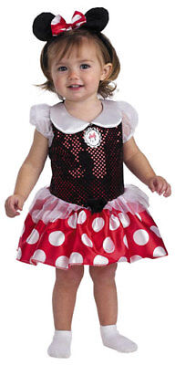 Minnie Mouse Toddler 12-18 Month Halloween Costume - Halloween Costumes Minnie Mouse Toddler