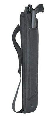 Voodoo MOLLE Tactical Shotgun Case Scabbard w Machete Sheath Nylon Black - NEW