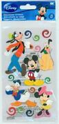 Disney World Stickers