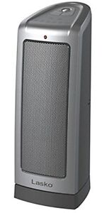 Lasko Electronic Ceramic Tower Heater with Electric Control Mode