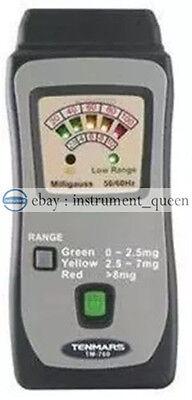 Tenmars Tm-760 Mini Emf Elf Electric Magnetic Field Gauss Meter Tester