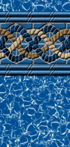 Above Ground Pool Liners 18x33 Ebay