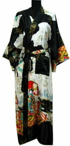 e1d54a22ae Chinese Dressing Gown  Clothes