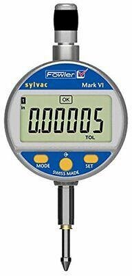 Fowler Sylvac Mark Vi Electronic Indicator 0-2 Range 0.00005 Res 54-530-175
