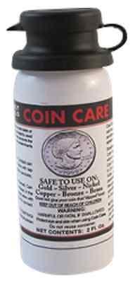 Coin Care 2 oz. Brighten and Enhance Coins