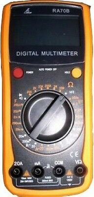 1 Rek Digital Multimeter Capacitance Temp Frequency Ra70d