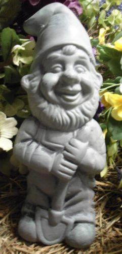 Gnome Garden: Concrete Garden Gnome