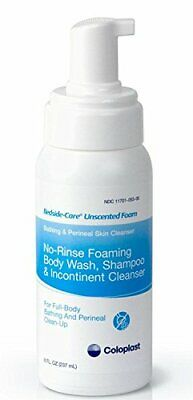 Total Perineal Care - Bedside Care Foam for Full Body Bathing & Perineal Clean up (2 Pk) 8oz