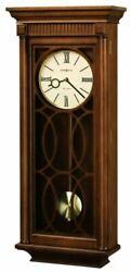 625-525 KATHRYN- HOWARD MILLER WALL CLOCK  WITH HARMONIC TRIPLE CHIMES  625525