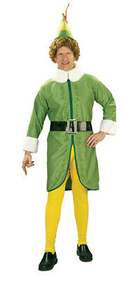 Buddy Elf Adult Halloween Costume