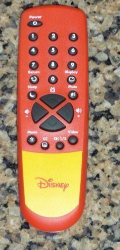 Used Car Batteries >> Disney TV Remote Control | eBay
