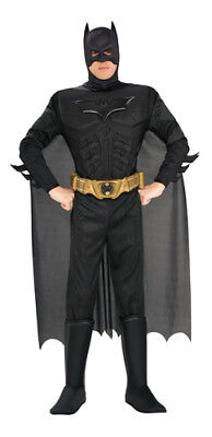 Batman Adult Halloween Costume (Deluxe Batman Adult Halloween)