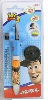 Disney Toy Story 3 Multi Image Projector Pen , Projektions Stift, NEU , OVP