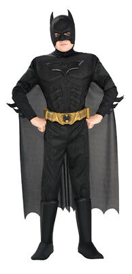 Batman Dark Knight Kids Costume (Deluxe Batman Dark Knight Kids Costume)