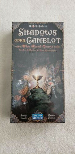 Shadows Over Camelot: The Card Game  New!