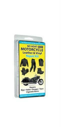 Black Leather Repair Kit Ebay